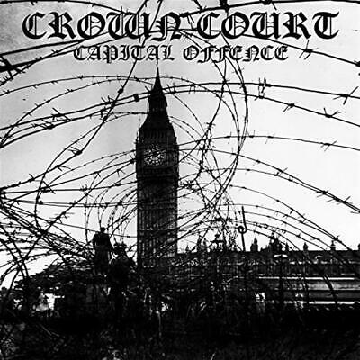 Crown Court - Capital Offence Digipack Cd (1 CD Audio) - Crown Court