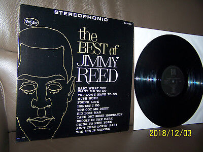 Jimmy Reed LP The Best Of Jimmy Reed