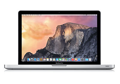 "Apple Macbook PRO 13"" 9,2 - A1278 - 13.3"" Intel I5 2,3Ghz 4GB 320GB TOP - B Ware"