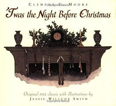 Twas the Night Before Christmas: A Visit from St. Nicholas (Paperback or Softbac