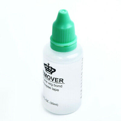 30ml New Tape Remover for Tape Hair Extensions and Lace Wig Glue Bond Gifts