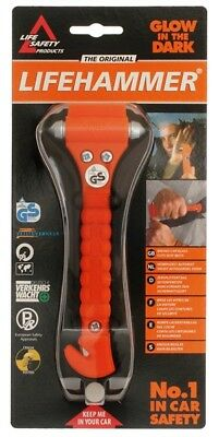 Glow In The Dark Life Hammer LHORGL01 LIFE SAFETY PRODUCTS
