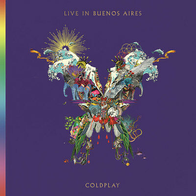 Coldplay - Live in Buenos Aires [New CD]