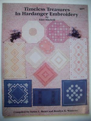 Timeless Treasures  Hardanger patterns
