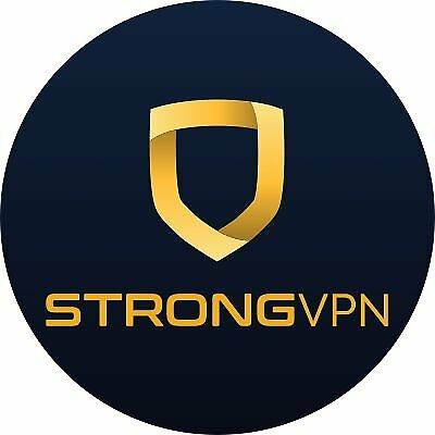 Strong VPN access with 1 year Warranty strongvpn
