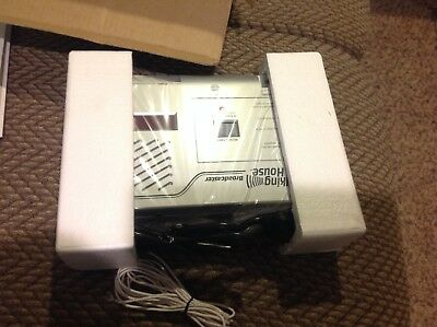 Talking House Broadcaster AM Transmitter ST1009 New in Box Realty Electronics