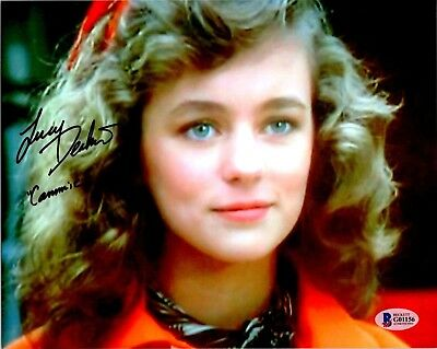 """Lucy Deakins """"Great Outdoors"""" Autographed 8x10 Photo Beckett Authentication"""