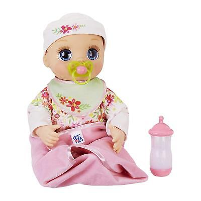 Baby Alive Real As Can Be Baby: Realistic Blonde Baby Doll, 80+ Lifelike Express