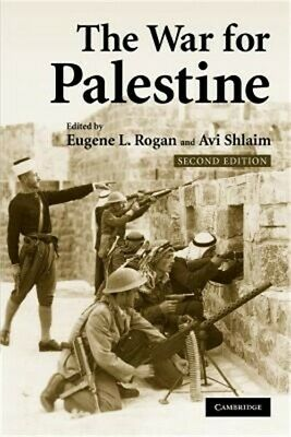 The War for Palestine: Rewriting the History of 1948 (Paperback or Softback)