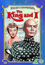 The King And I Sing-Along Edition (1 Disc) [DVD], DVD, New, FREE & Fast Delivery