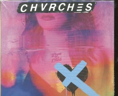 Chvrches - Love Is Dead - Cd