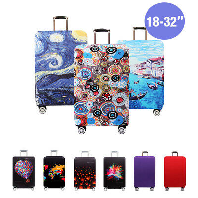Travel Luggage Suitcase Cover Protector Thick Elastic Scratch Dust Proof Bags