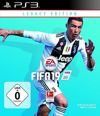 Fifa 19 - Legacy Edition Ps3 Playstation 3 Nuovo + Conf. Orig.