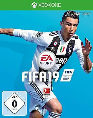 Fifa 19 Xbox One New+Boxed