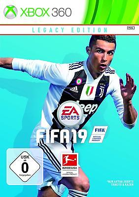 Fifa 19 - Legacy Edition Xbox 360 XBOX360 New+Boxed