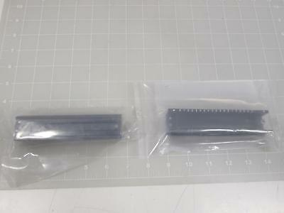Lot of 2 M81714/5-8 Mounting Track T63402
