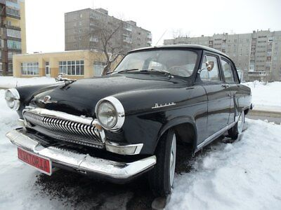 1960 Other Makes VOLGA GAZ-21  A car from SOVIET UNION is VOLGA GAZ-21, year of manufacture is 1960