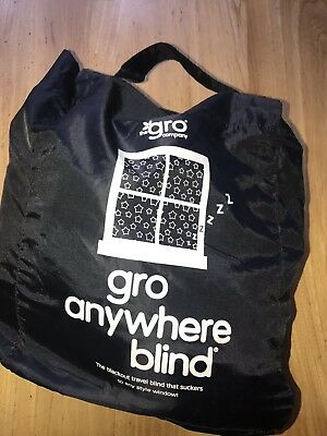Gro Company Gro Anywhere child baby  Blackout travel Blind X 2
