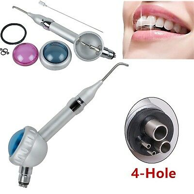 Dental Air Flow Teeth Polishing Polisher Handpiece Hygiene Prophy Jet 4H Dentist