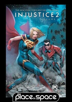 Injustice 2 Vol 03 - Softcover