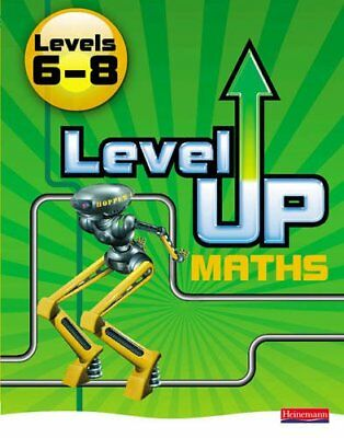 Level Up Maths: Pupil Book (level 6-8) by 0, NEW book, (Paperback) FREE & Fast D