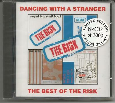 "THE RISK ""Dancing with a Stranger"" Best of Limited CD 1994 DOJO - NEU/OVP/NEW"