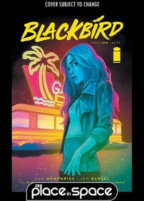Blackbird (Image Comics) #1B - Staples Variant  (Wk40)