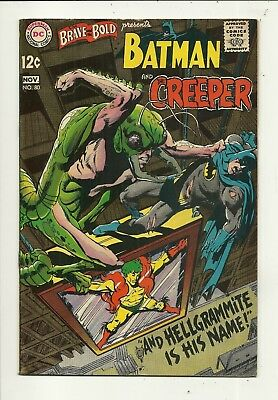The Brave And The Bold # 80 Neal Adams!! Starts at only $2!!!