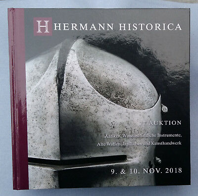 Hermann Historica 77. Auktion, November 2018