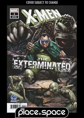 X-Men Exterminated #1B - Ff Villains Variant (Wk49)