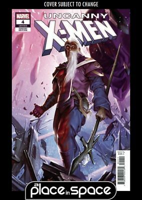 Uncanny X-Men, Vol. 5 #4D (1:25) In-Hyuk Lee Variant (Wk49)