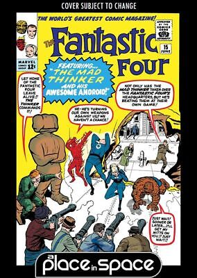 True Believers Fantastic Four Mad Thinker Droid #1 (Wk49)