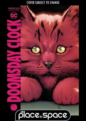 Doomsday Clock #8A (Wk49)