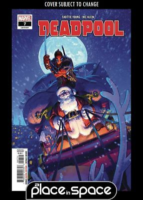 Deadpool, Vol. 6 #7A (Wk49)