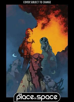 B.p.r.d.: The Devil You Know #11B - Mignola Variant (Wk49)