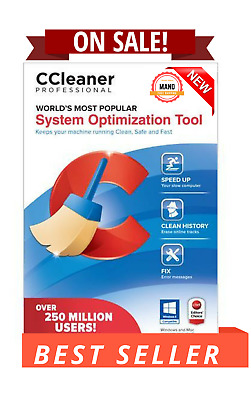 Ccleaner Professional 2018 last version for Windows lifetime license