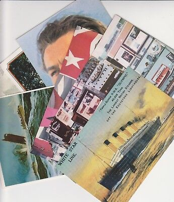 Vintage Postcards Titanic,collection,1.49 For The Whole Lot,all Titanic,bargain