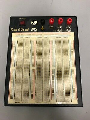 "K&H Project Board Breadboard Model PP272 - 6 1/2"" X 7 1/2"", 21937C12a"