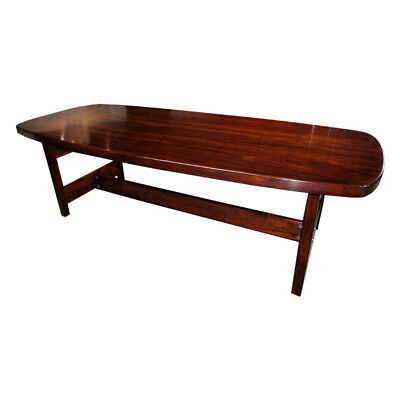 Llidio 1960s Brazilian Jacaranda Dining Table by Sergio Rodrigues