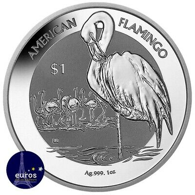 CANADA - Maple Leaf 2019 - 5 dollars CAD - 1 Oz - Argent 99,99‰ - Bullion Coin