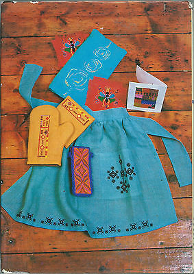 L@@k Reduced Price Retro The Basic Book  Embriodery By Jane Simpson