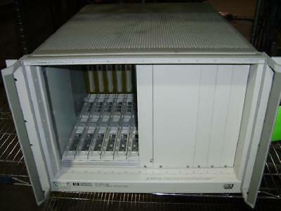 HP E1401B High Power Mainframe VXI T14179