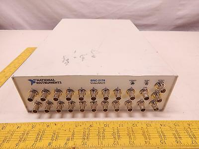 National Instruments 747237-01, BNC-2178 VideoMUX T77205