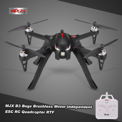 Mjx Bugs Drone 3 Standard Quadcopter 2.4G 4Ch 6-Axis Rtf Support Camera N1J6