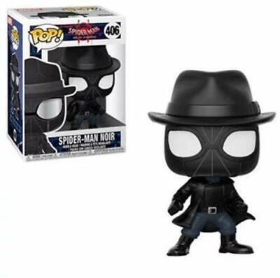Funko Pop Marvel Animated Spider-Man Spider - Man Noir Vinyl Figure