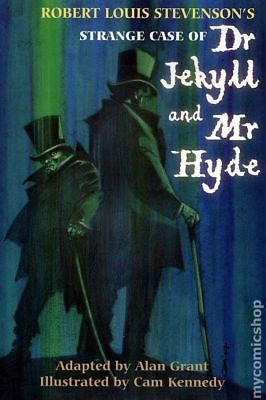 Strange Case of Dr. Jekyll and Mr. Hyde GN (Tundra) #1-1ST 2008 NM Stock Image