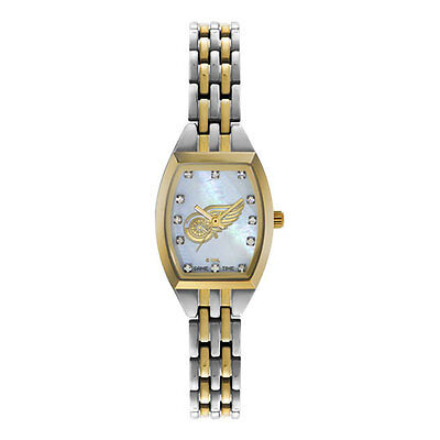 NEW Game Time NHL-WCL-DET Pro Hockey World Class Detroit Red Wings Women's Watch