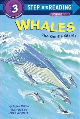 Whales, the Gentle Giants (Paperback or Softback)