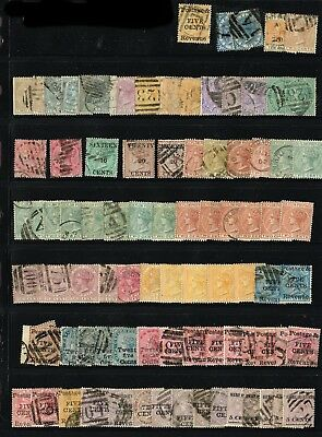 Ceylon 2-Pages F-Vf Mh And Used (Myr9