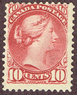 Canada Small Queens 40 Fine Mh    (June6,2